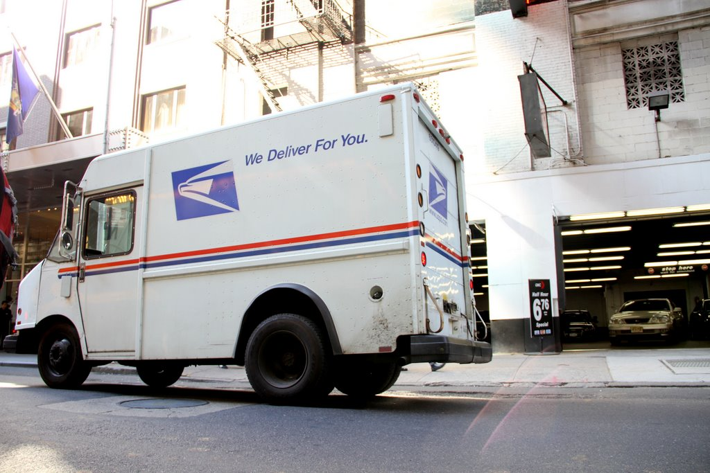Amazon isn't to blame the Postal Service's woes, but it will need to innovate to survive