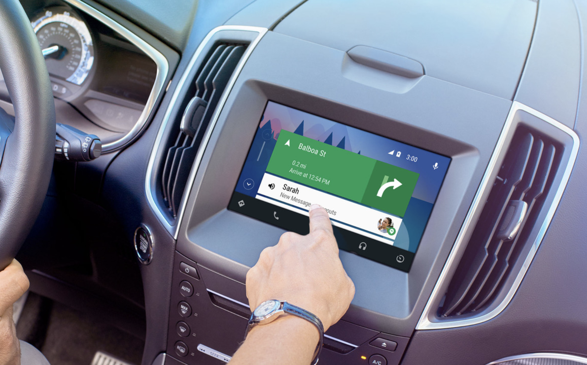 Android Auto now works without wires if you have the right hardware