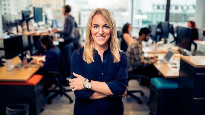 El ex ejecutivo de Slack April Underwood se ha unido a Obvious Ventures como socio de riesgo - TechCrunch 1