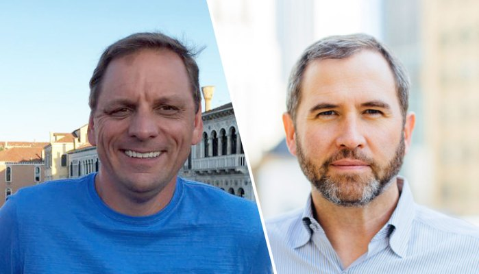 Ripple's Brad Garlinghouse and Michael Arrington to talk cryptocurrency at Disrupt SF