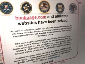Indianapolis Vice Cop Says Sesta Fosta Closure Of Backpage Has Blinded Investigators