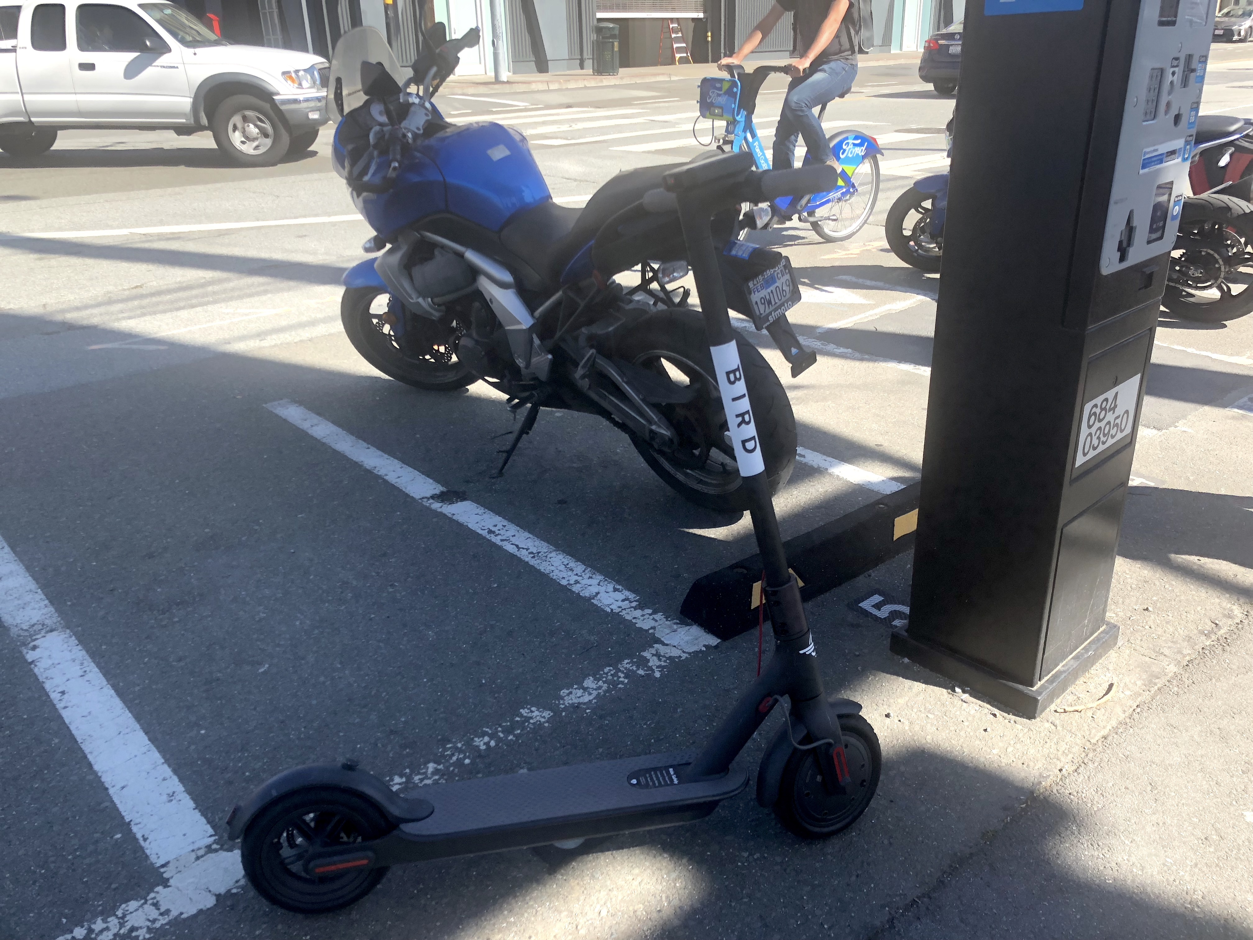 San Francisco wants to curb dockless e-scooters