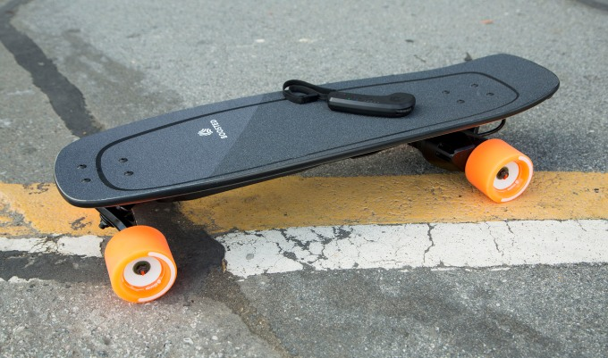 Boosted's new electric skateboard is shorter and cheaper