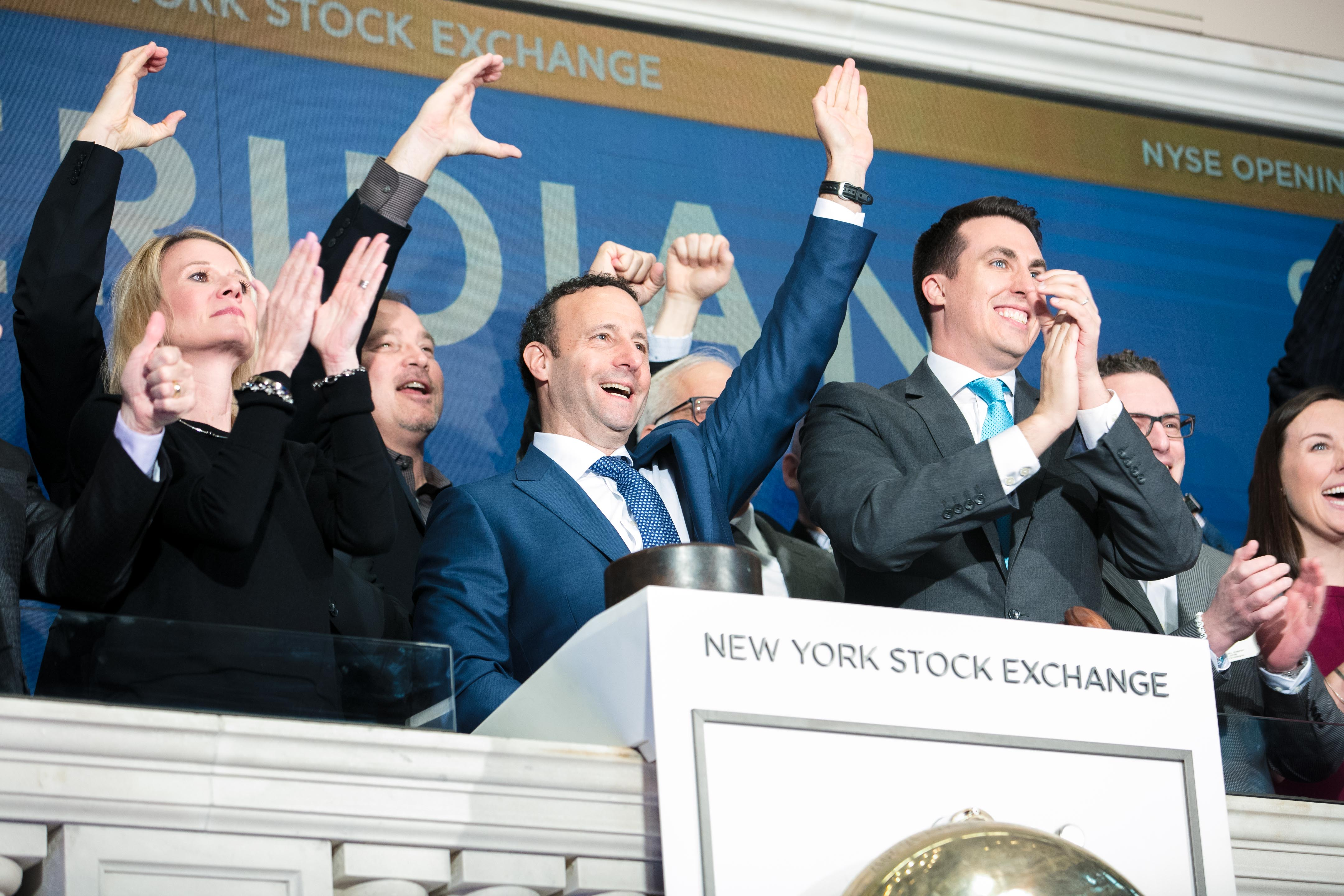 Ceridian Up 42 Following Payroll Software Ipo Techcrunch