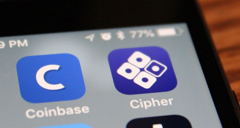 Coinbase acquires decentralized app browser/wallet Cipher Browser