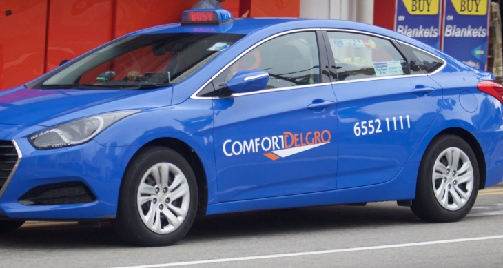Go Jek Is In Talks With Former Uber Ally Comfortdelgro Singapore S