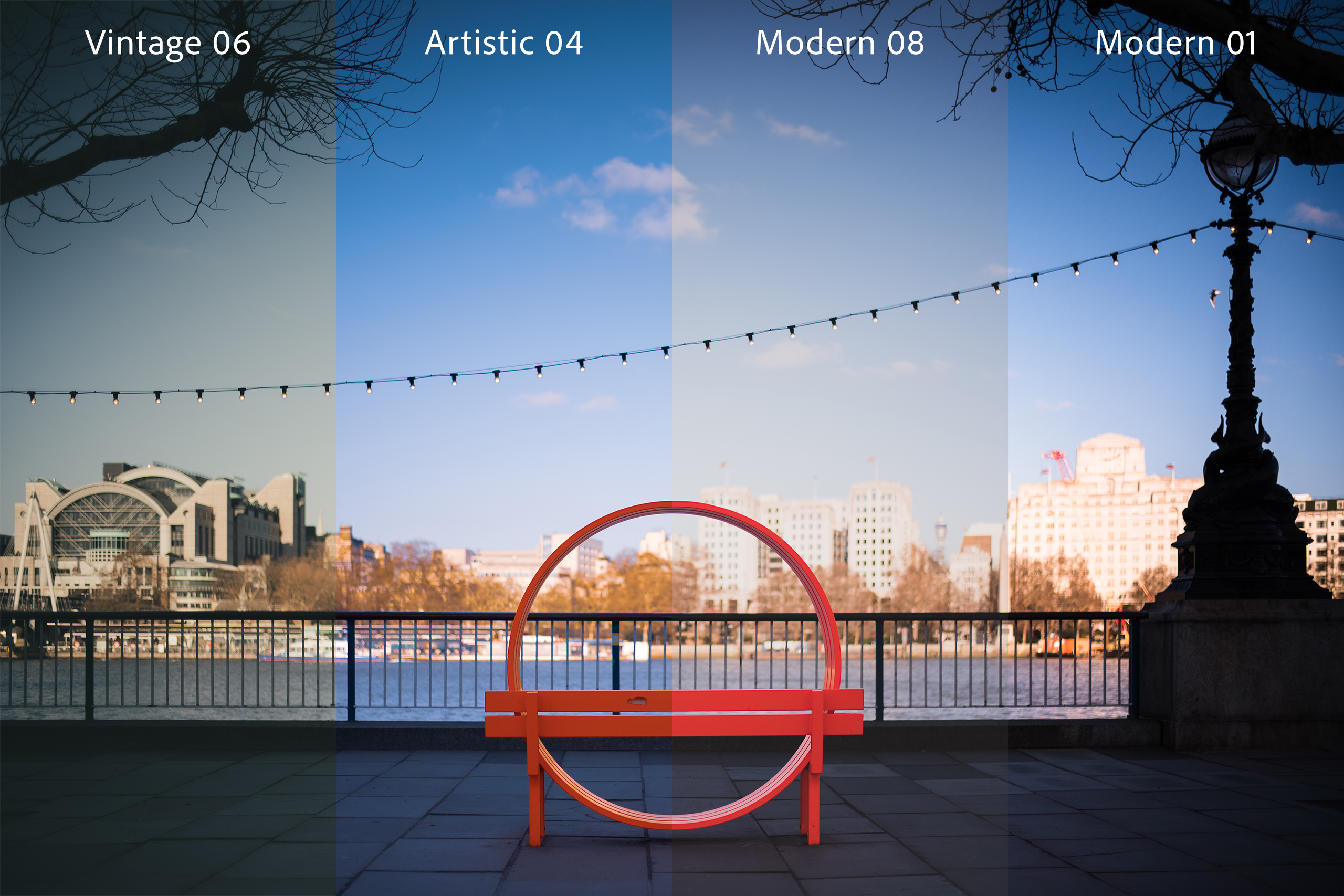 Creative Profile Comparison. Adobe Is Launching An Update To Its Lightroom  ...