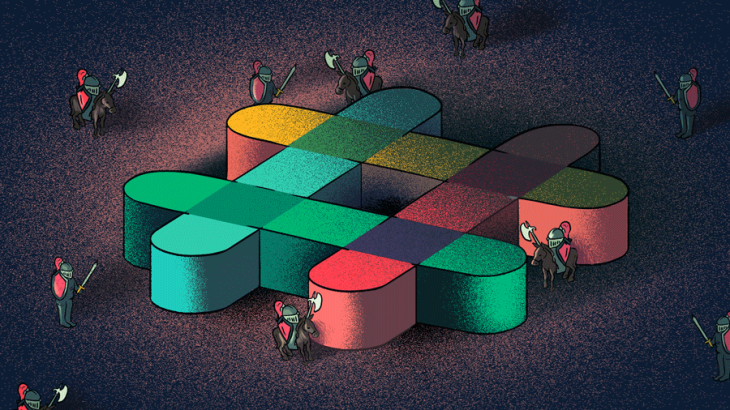 In a Slack world, Microsoft bets on Teams and Yammer