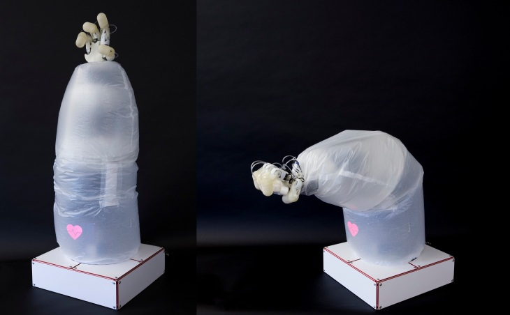 This soft robotic arm is straight out of Big Hero 6 (it's even from