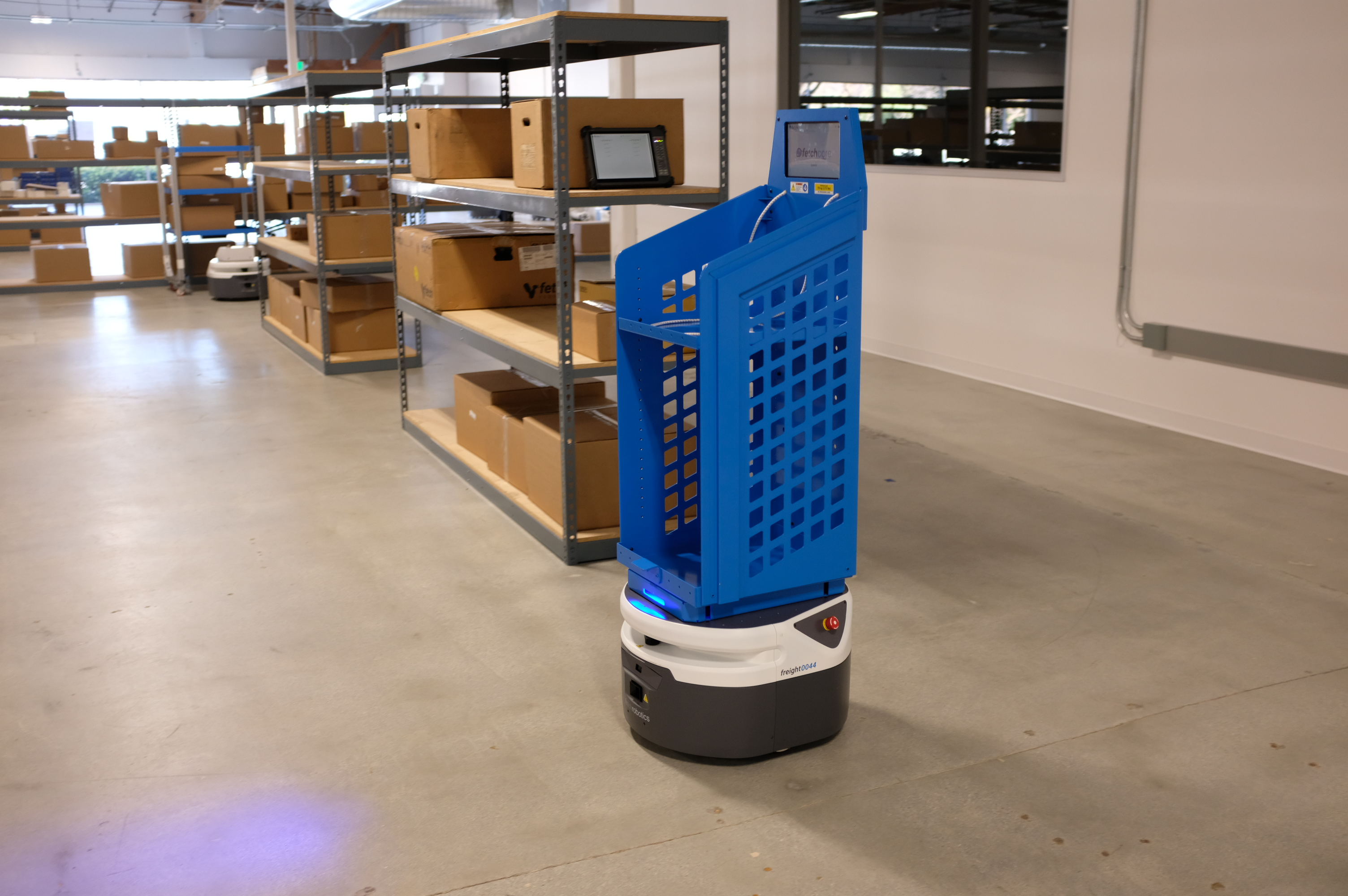 Fetch is building robots for the warehouses of the future