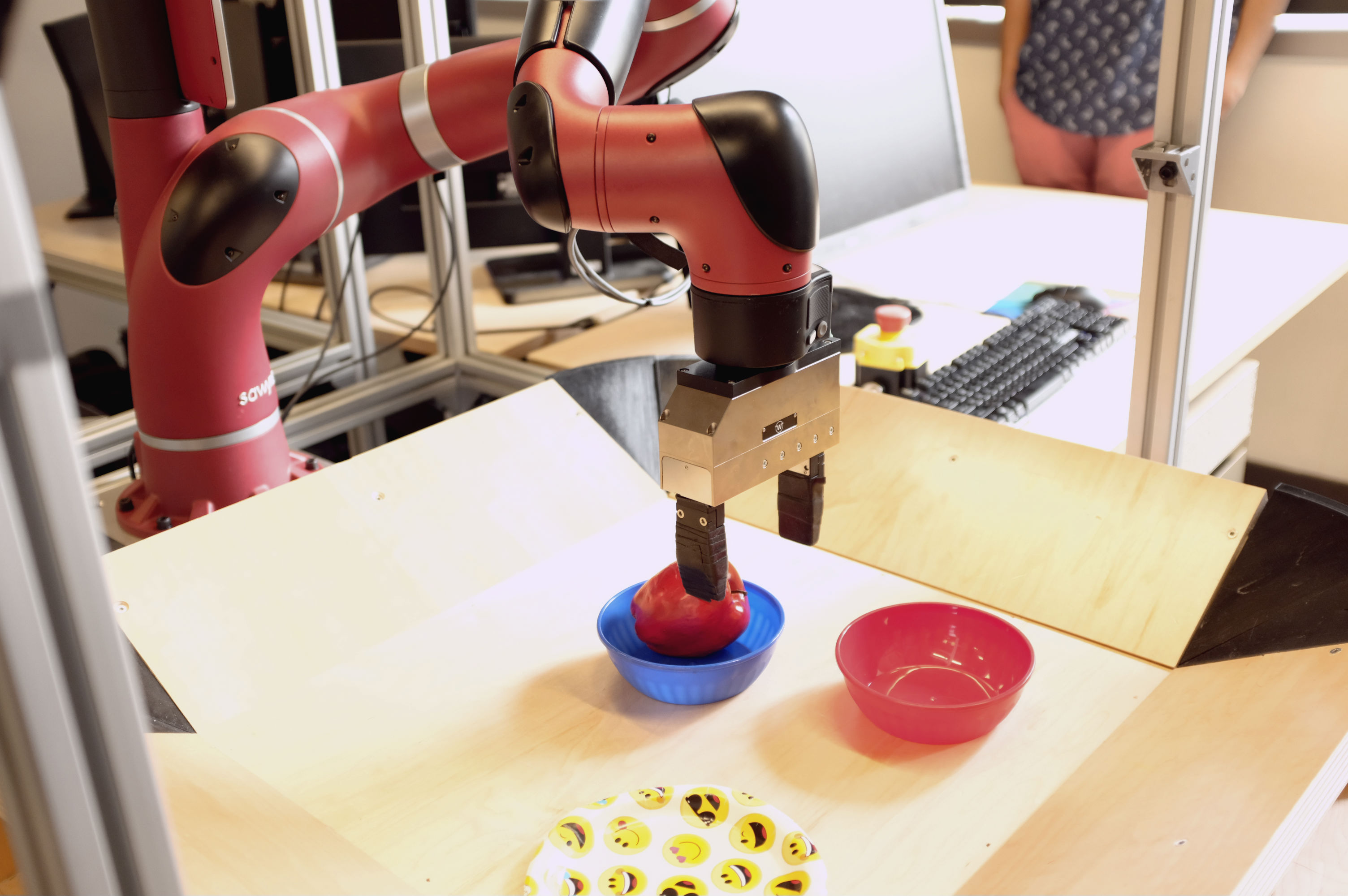 Teaching robots to learn how to learn | TechCrunch