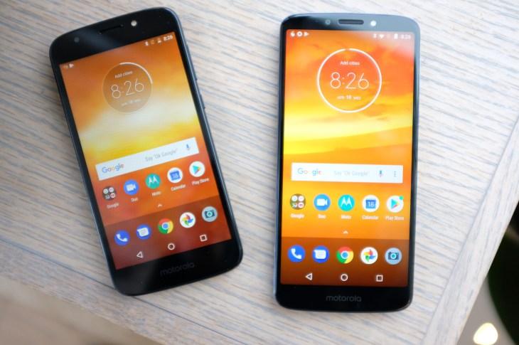 motorola introduces four new phones techcrunch
