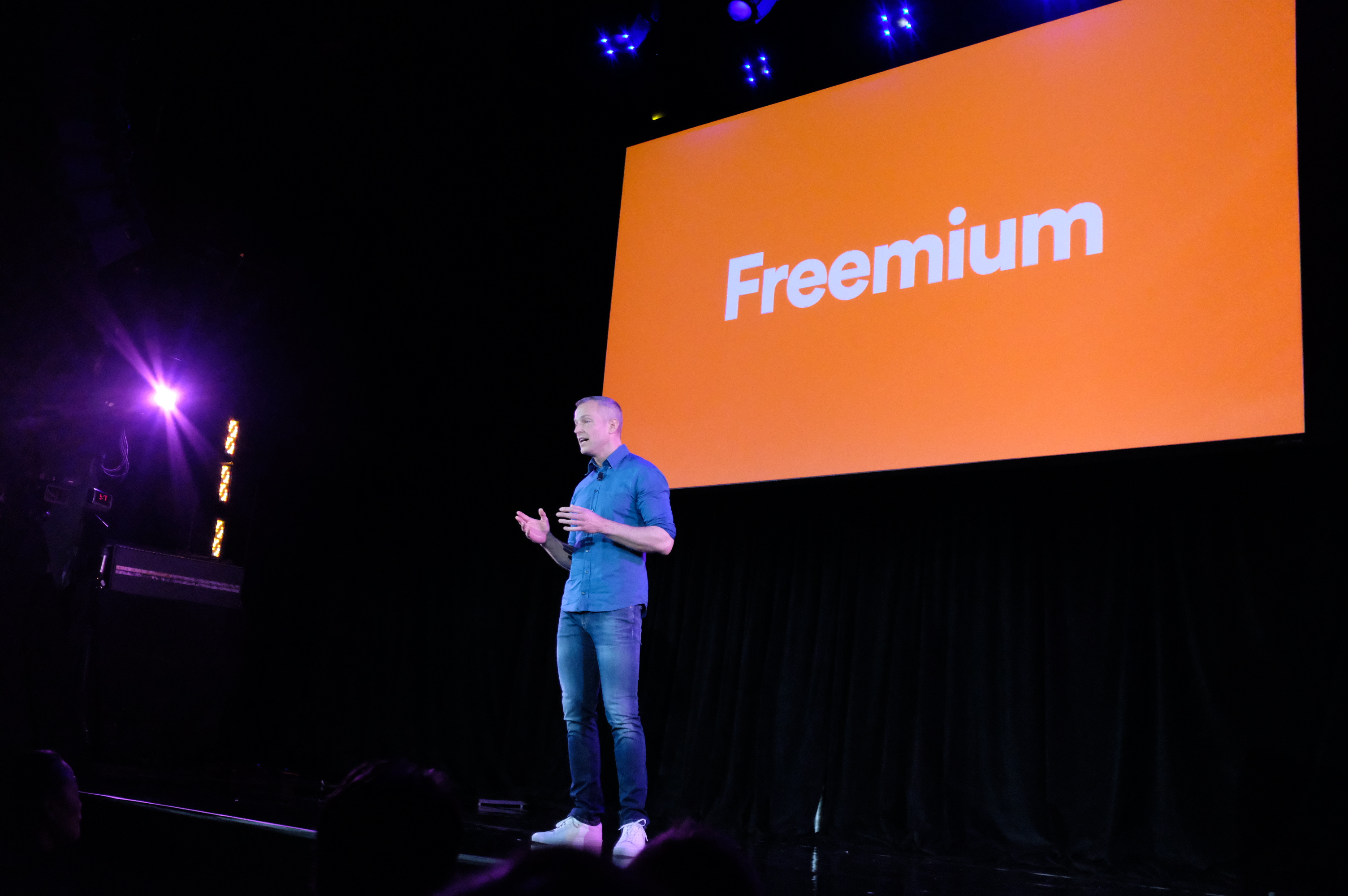 Spotify beefs up its free tier as Apple Music gains traction		 		 	Jordan Crook         @	       	7 hours