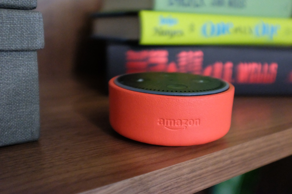 Hands on with the Echo Dots Kids Edition | TechCrunch