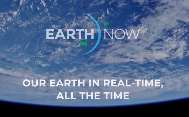 EarthNow to show real time views of Earth from Space