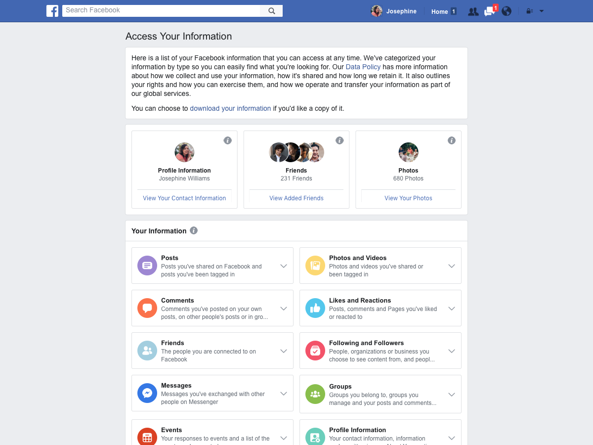 How to change who can view your photos on facebook