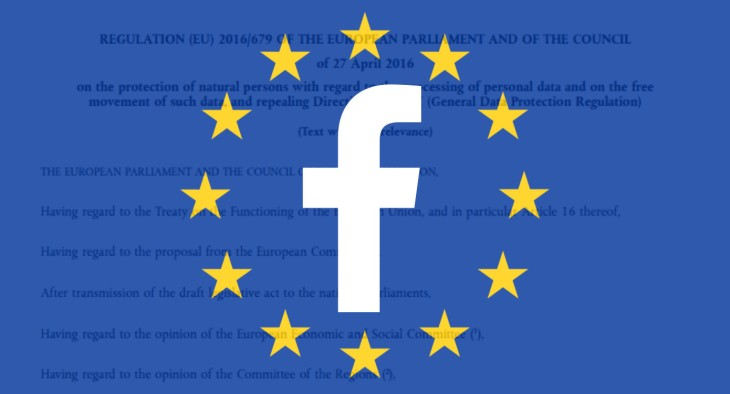 A flaw-by-flaw guide to Facebook's new GDPR privacy changes | TechCrunch