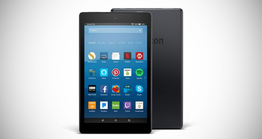 Fire 7 And Hd 8 Tablets, Can Kindle Fire Hd 8 Screen Mirror