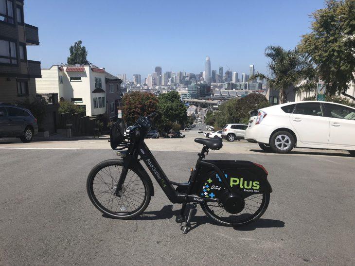 Ford Go Bike Electric