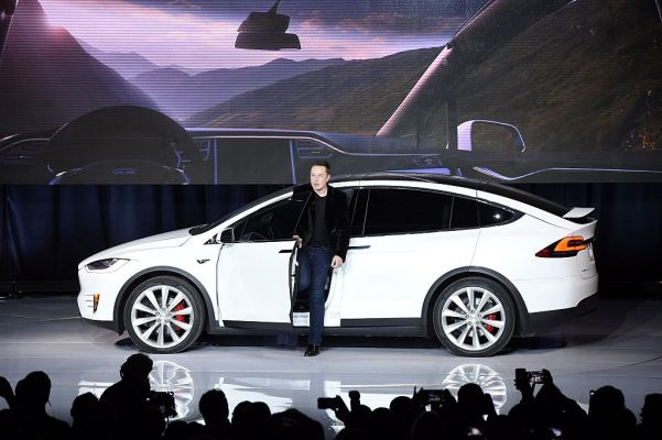 Tesla delivers big price cuts to Model S and Model X vehicles gettyimages 490598518