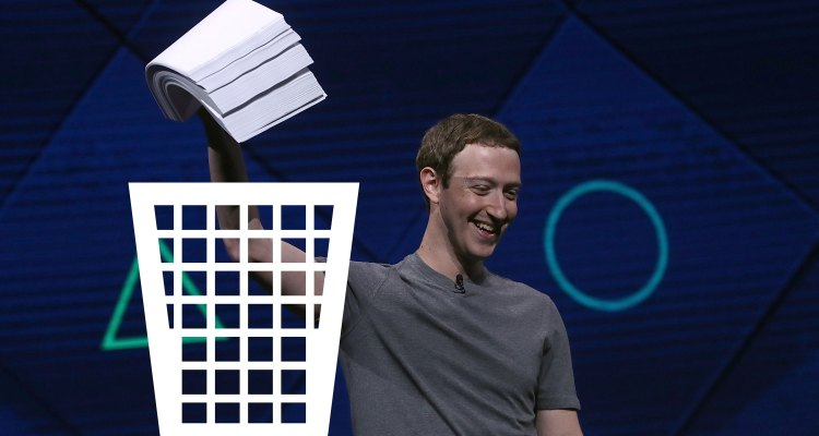 Facebook Prototypes Unsend 6 Months After Zuckerberg Retracted Messages