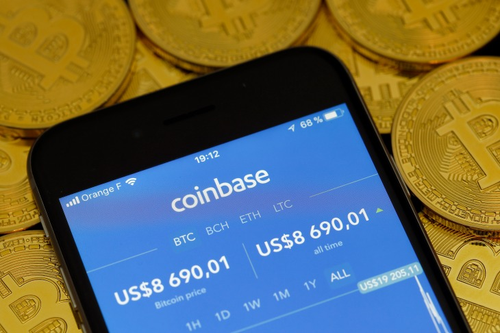 ethereum cryptocurrency price coinbase