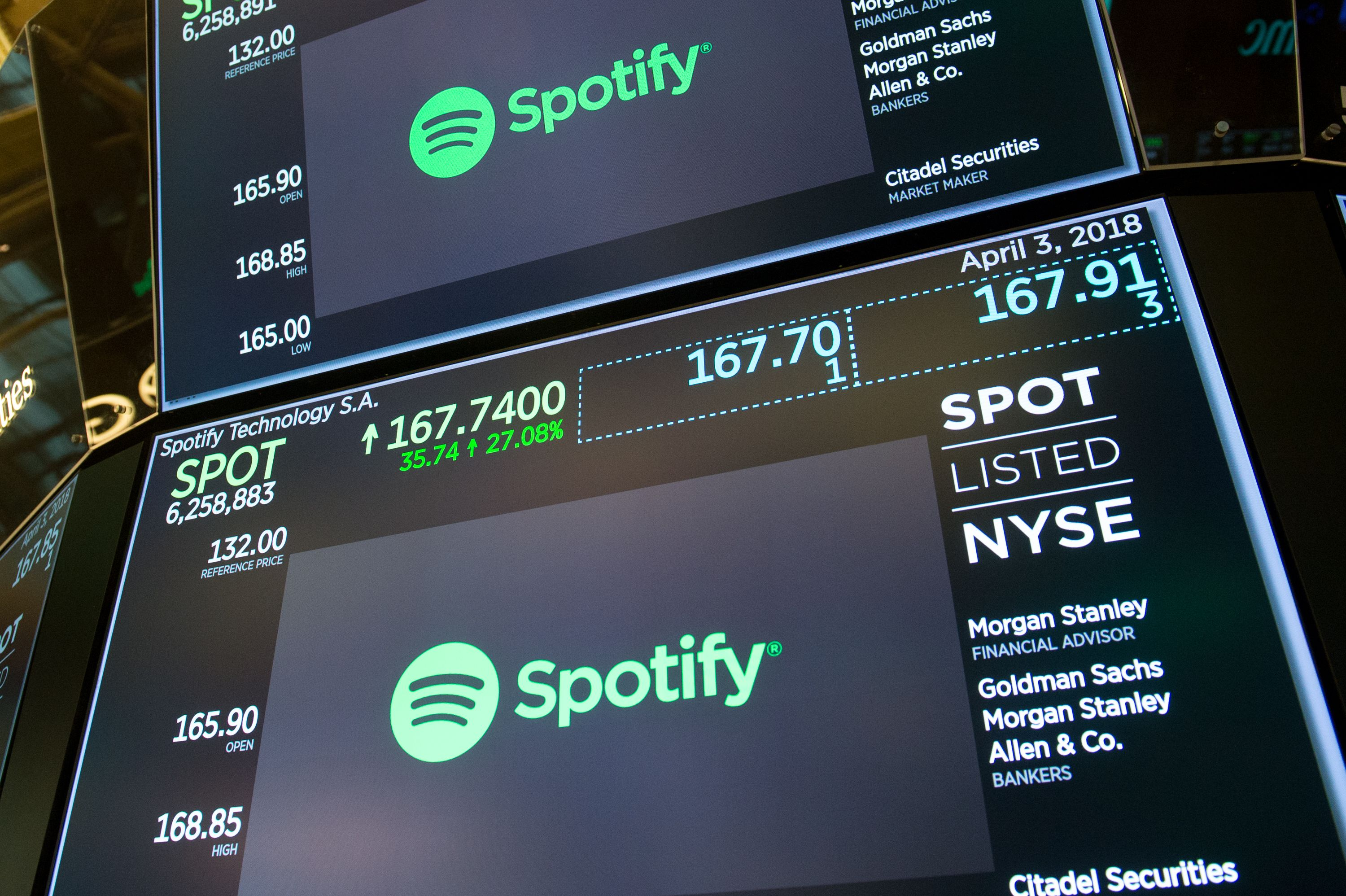 techcrunch.com - Jon Russell - Spotify says it paid $340M to buy Gimlet and Anchor