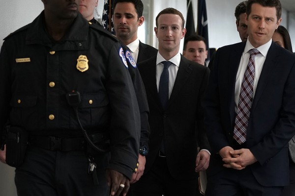 Congress should demand Zuckerberg move to 'one share, one vote' gettyimages 943817700