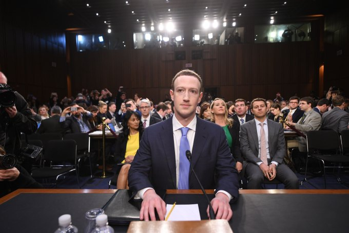 Zuckerberg's boring testimony is a big win for Facebook
