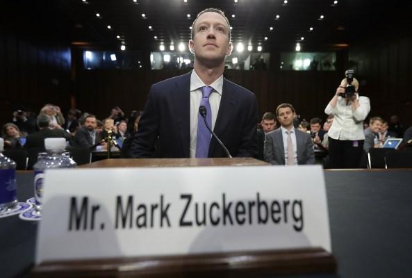 UK parliament calls for antitrust, data abuse probe of Facebook