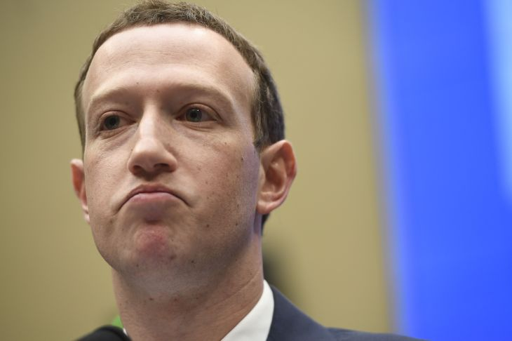 Zuckerberg again snubs UK parliament over call to testify