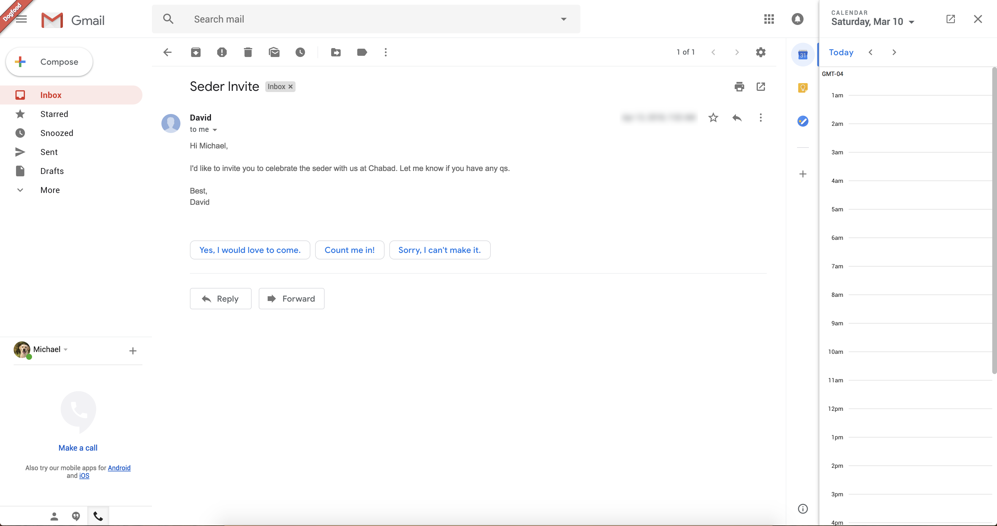 here�s what the new gmail looks like � techcrunch