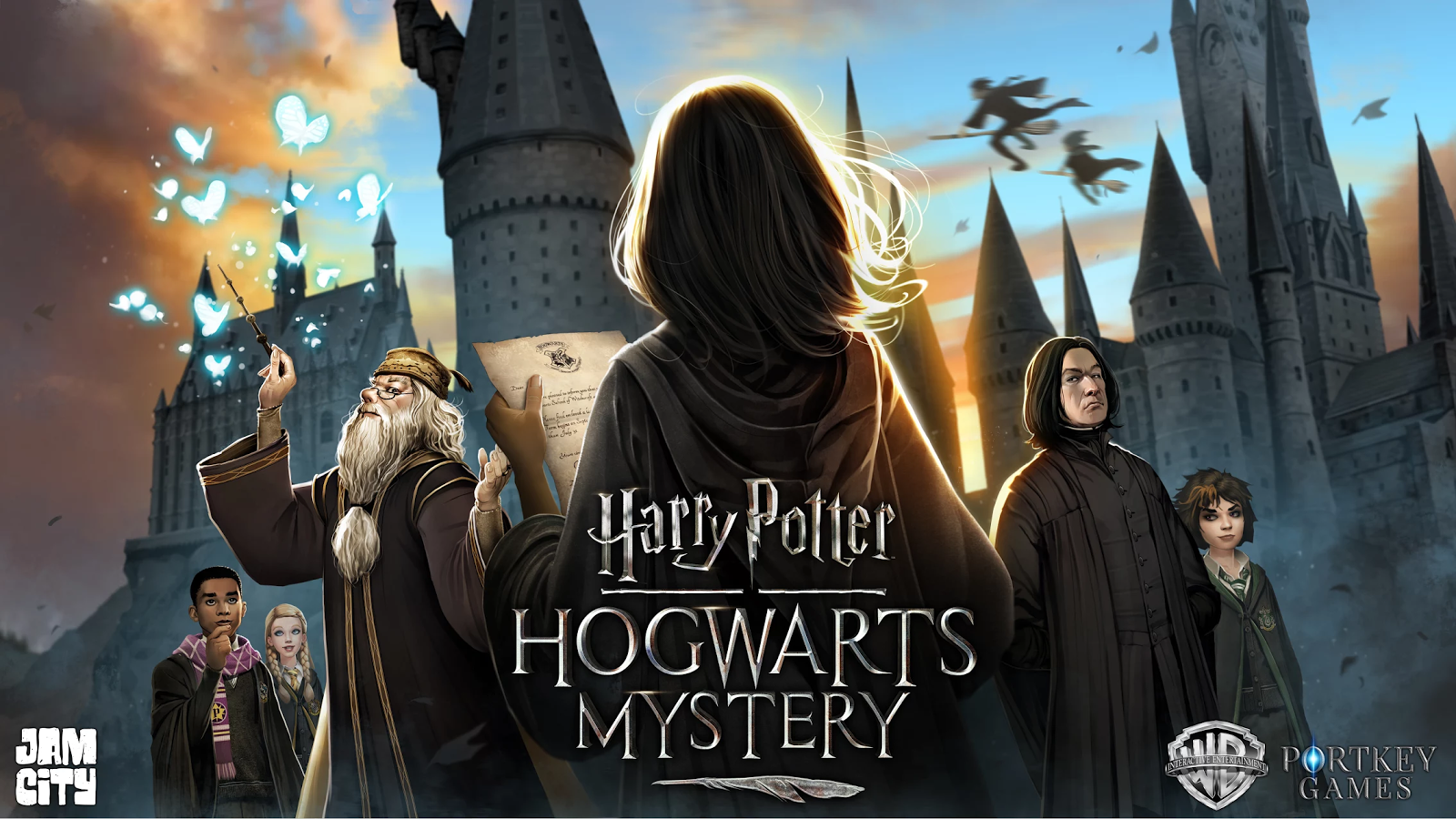 New Harry Potter game, launching today, lets players enroll in
