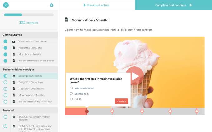 Teachable raises $4M to create a tool to turn any online class into