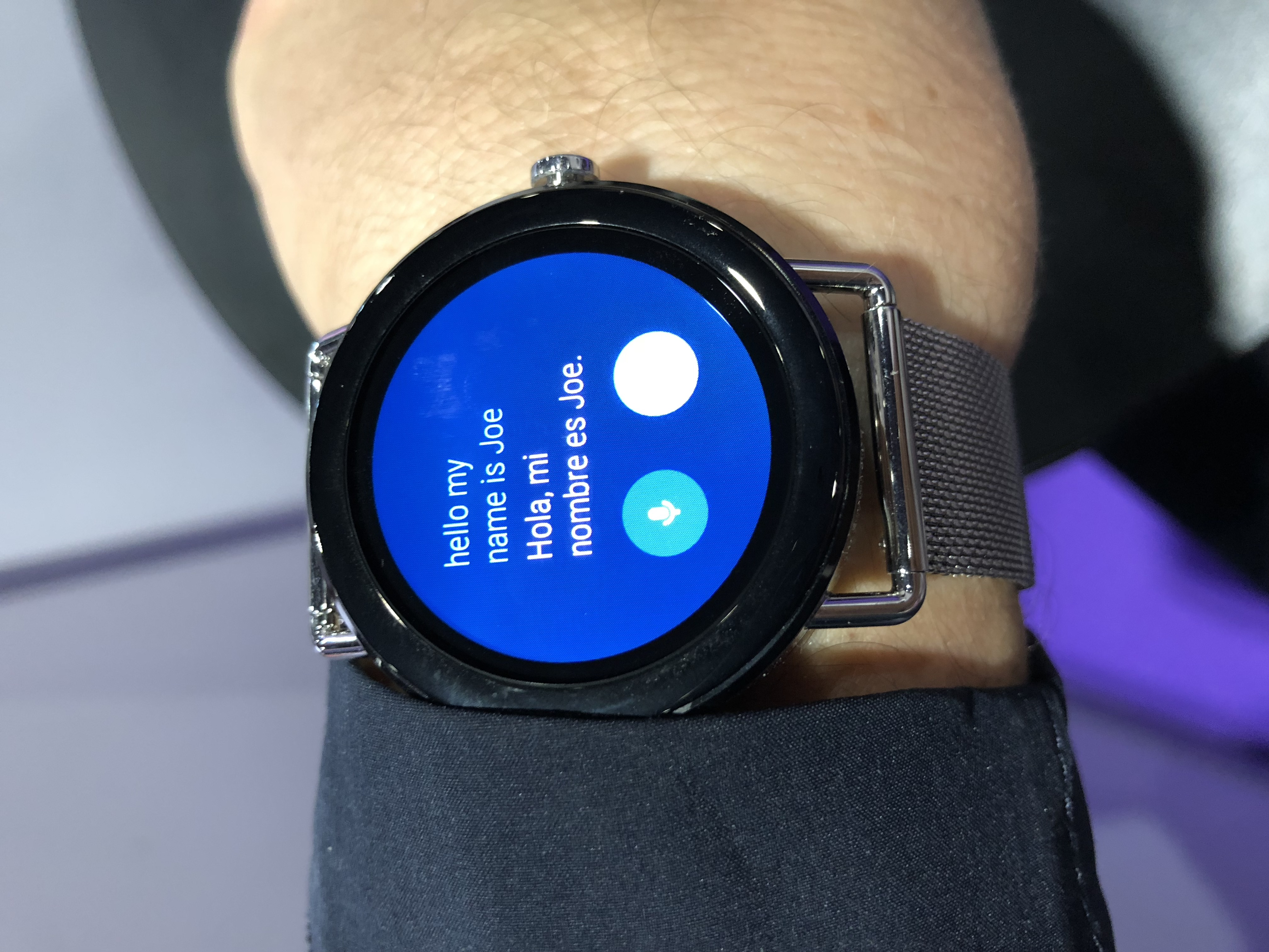 The Skagen Falster is a high fashion Android wearable | TechCrunch