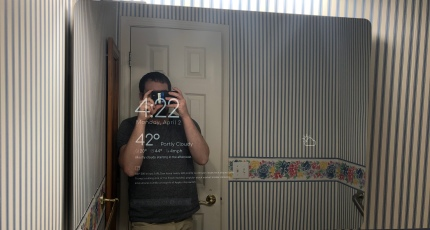 Here are the five things I learned installing a smart mirror