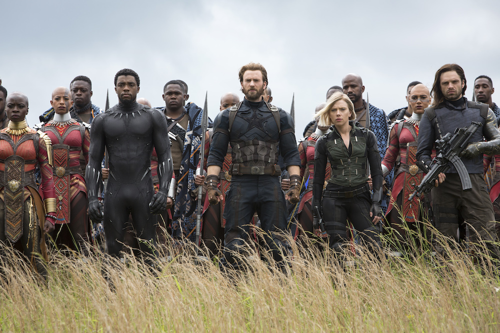 Here's everyone who's in Avengers: Infinity War