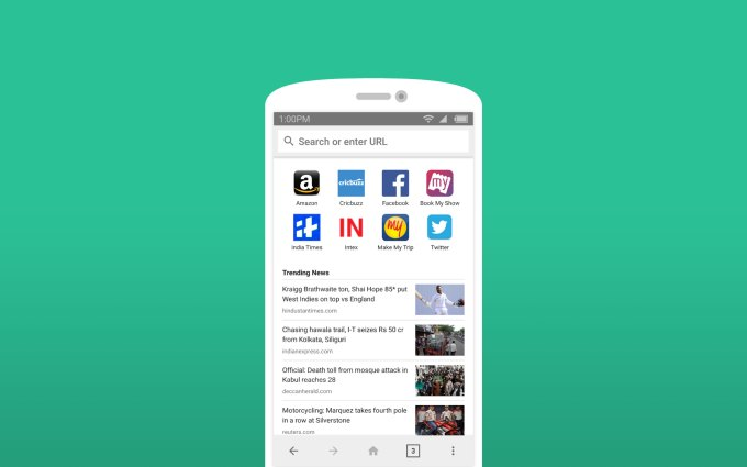Amazon launches a 'lite' Android web browser app in India