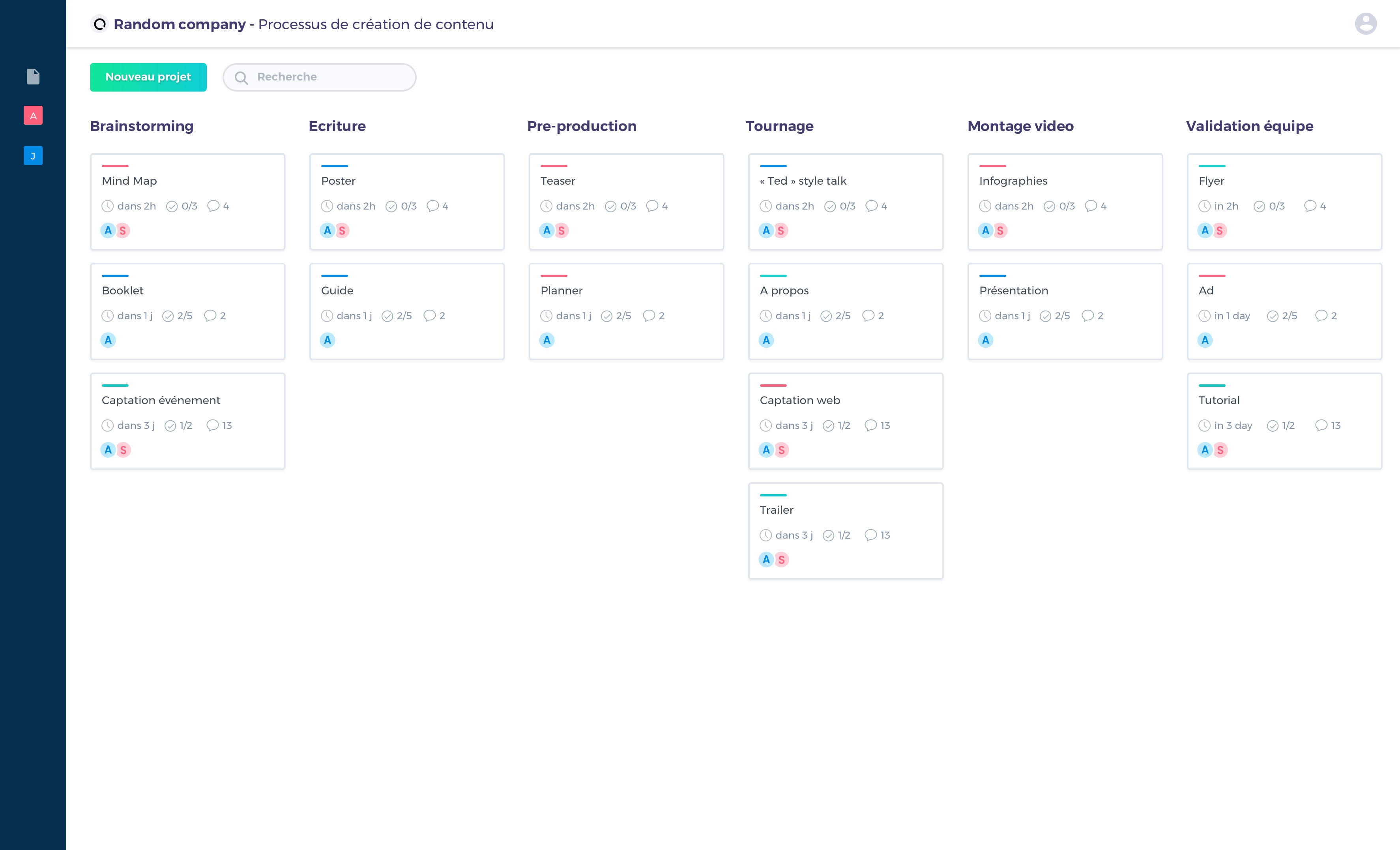 Bubblz lets you collaborate on painful processes