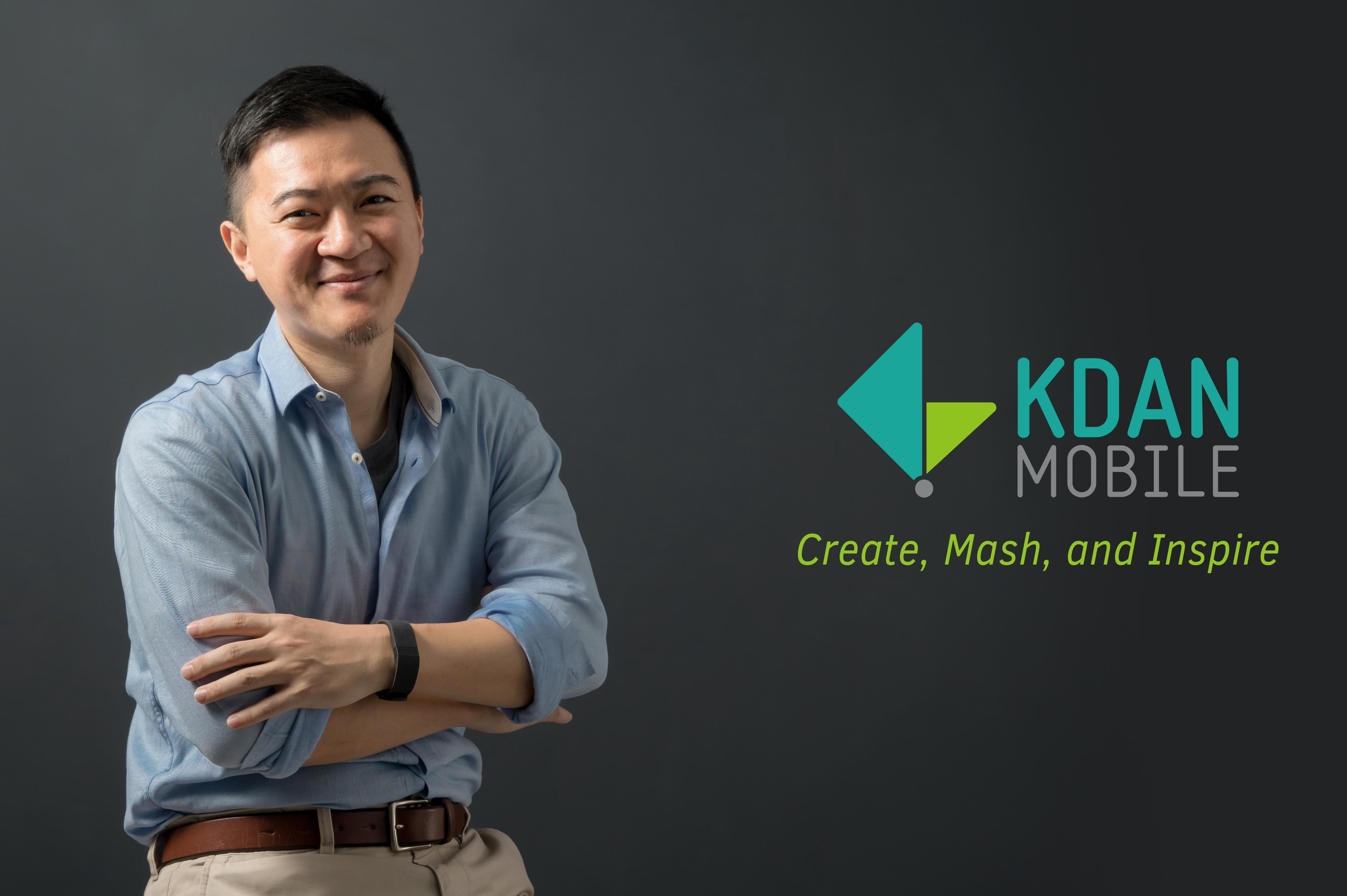 Taiwanese startup Kdan Mobile raises $5M Series A for its cloud-based content creation tools