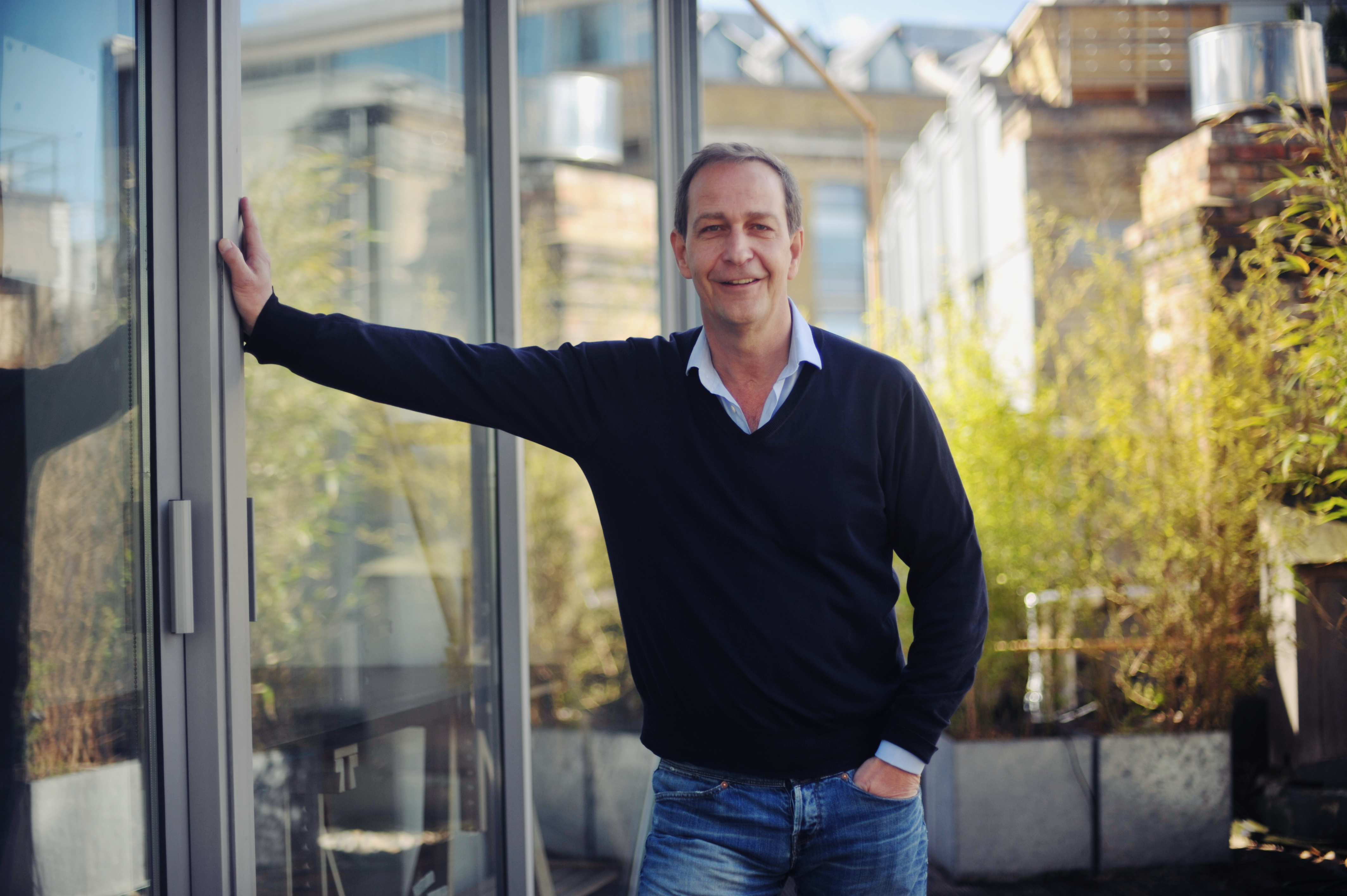 The end of my VC career' — Stefan Glaenzer quits Passion Capital to