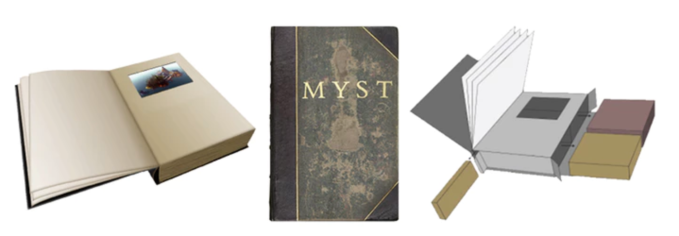 The entire Myst series will be re-released for Windows 10