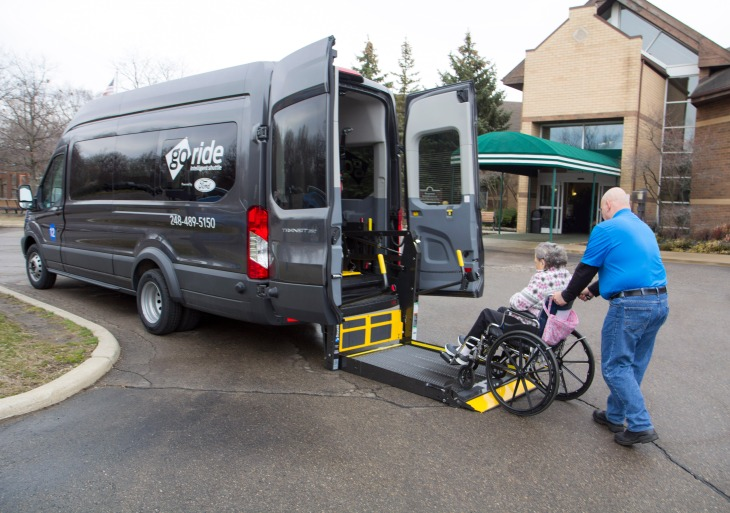 ford launches on demand medical transportation service techcrunch