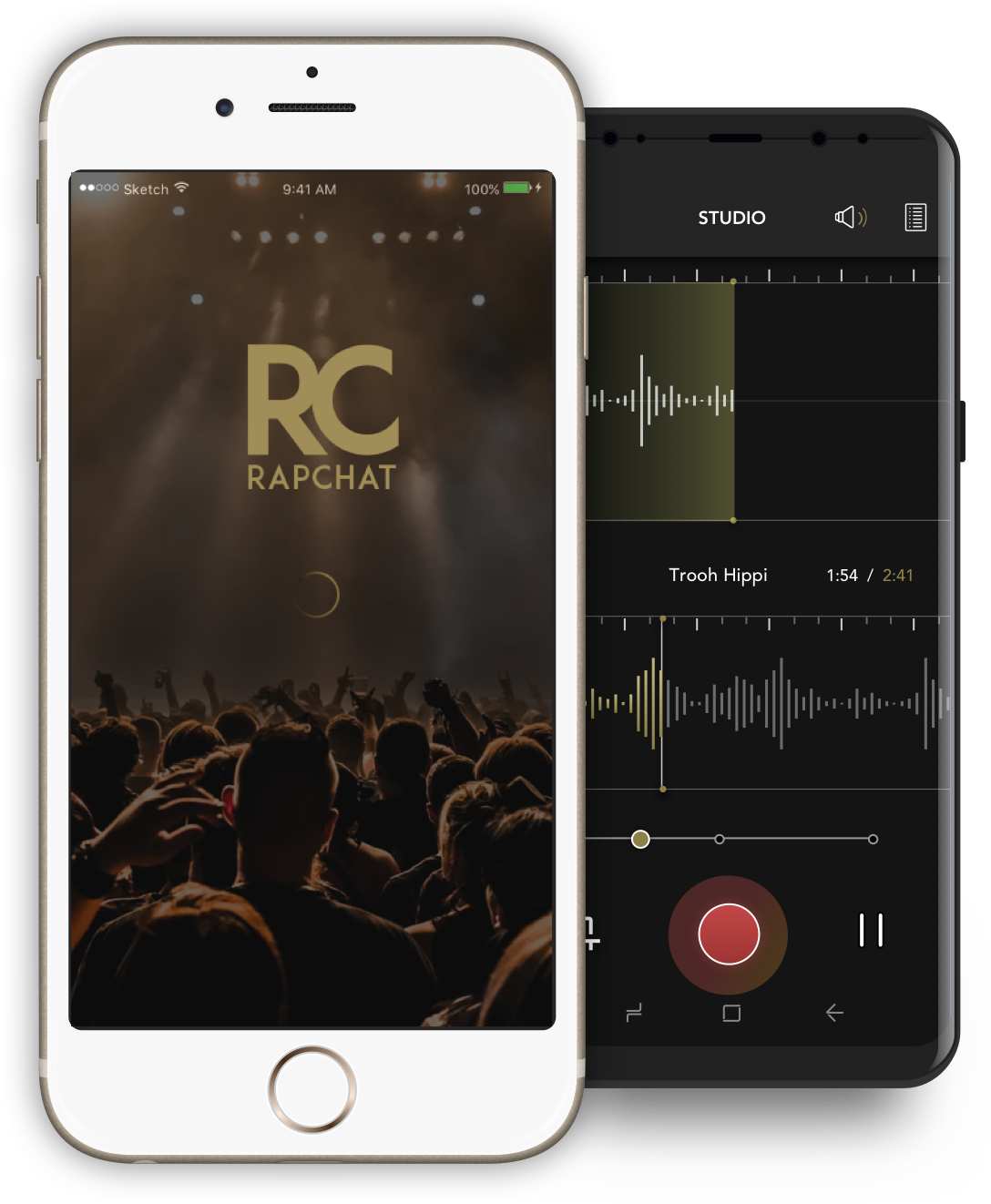 RapChat raises $1.6 million to help you make and share your def jams