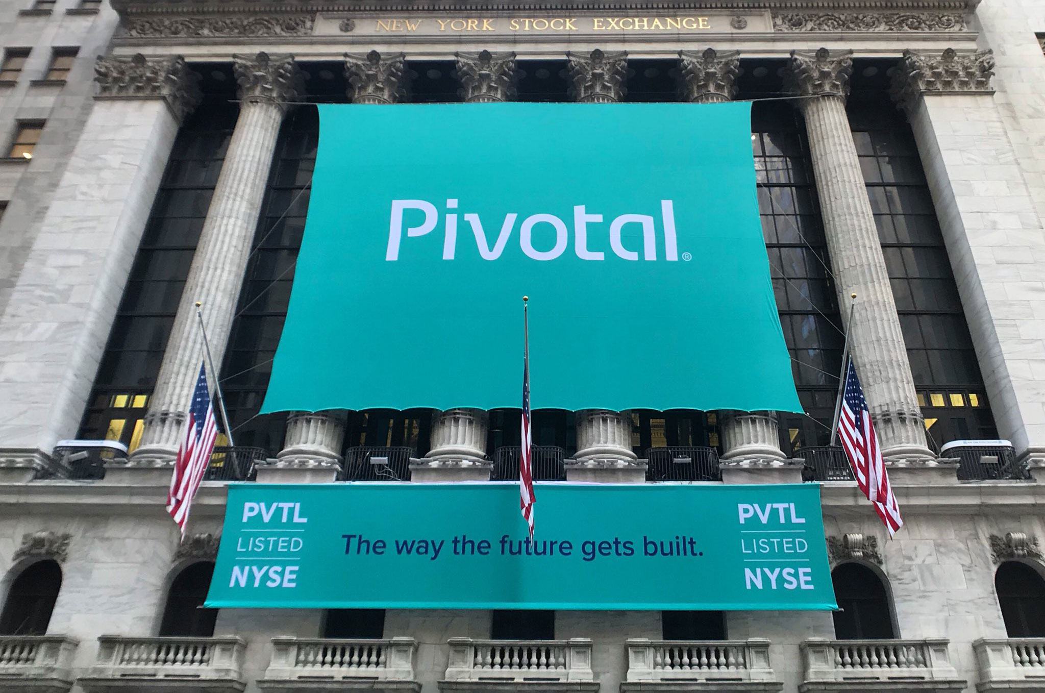 Pivotal Notches $555M IPO to Boost Enterprise Software in the Cloud
