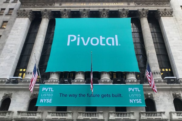 VMware says it's looking to acquire Pivotal