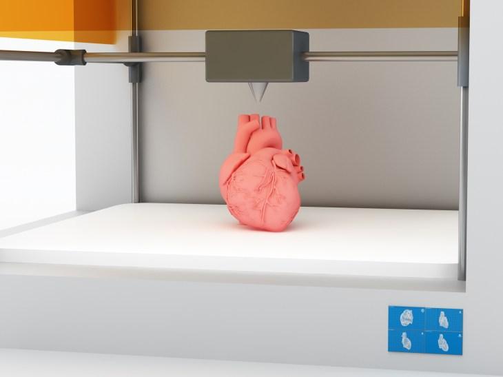 Resultado de imagen para 3d printer in health