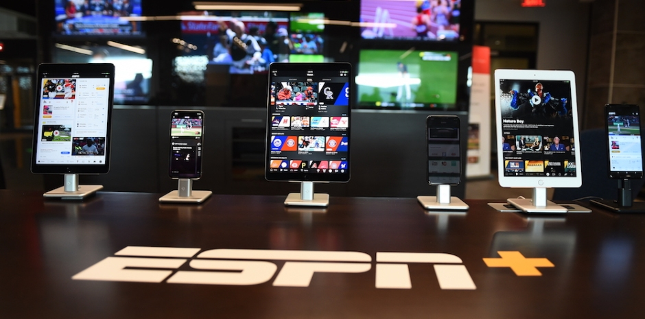 ESPN launches its streaming service ESPN+ | TechCrunch