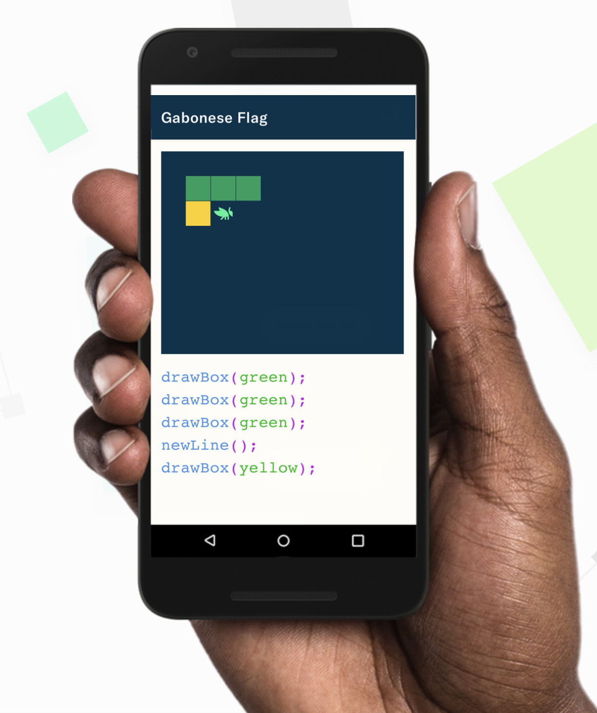 Google's Grasshopper app teaches you how to code