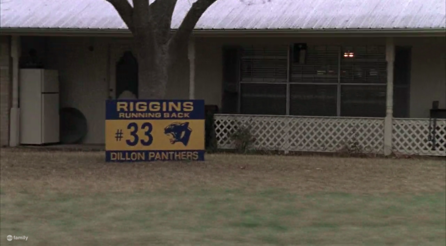 Friday Night Lights is on Hulu now. You're welcome. screen shot 2018 04 20 at 3 19 24 pm